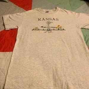 Kansas Tee Shirt